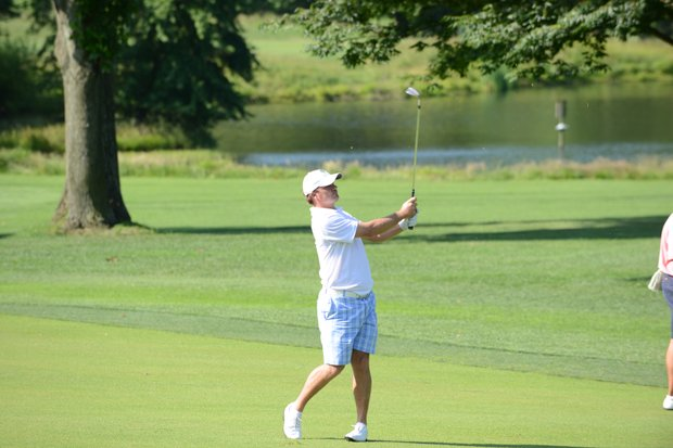 2012 U.S. Open sectional qualifier at Woodmont, CC in Rockville, Md.