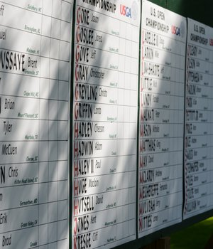 2012 U.S. Open Sectional Qualifying: Woodmont, CC, Rockville, Md.