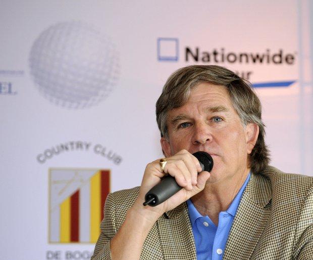Bill Calfee, President of the Nationwide Tour.
