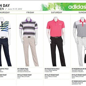 012 U.S. Open (Adidas Golf): Jason Day