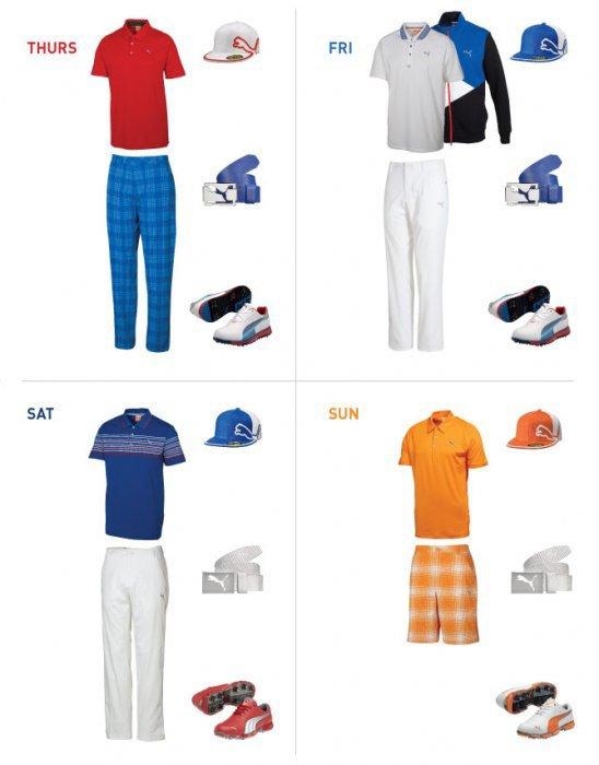 2012 U.S. Open (Cobra Puma Golf): Rickie Fowler