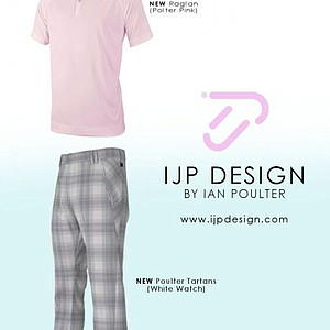 2012 U.S. Open (IJP Design by Ian Poulter): Ian Poulter - Day 4