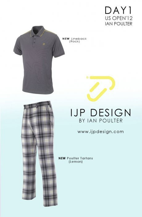2012 U.S. Open (IJP Design by Ian Poulter): Ian Poulter - Day 1