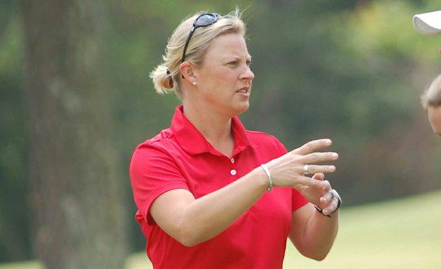 Former Georgia head coach Kelley Hester