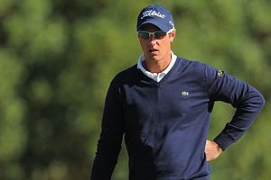 Nicolas Colsaerts during Round 2 of the U.S. Open at Olympic Club.