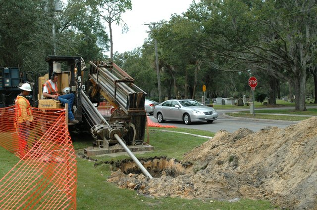Undergrounding of electric utilities is nearly halfway finished in Winter Park.