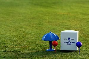The 2012 Wyndham Cup, East vs. West, is being held at Bay Hill Club and Lodge in Orlando, Fla.