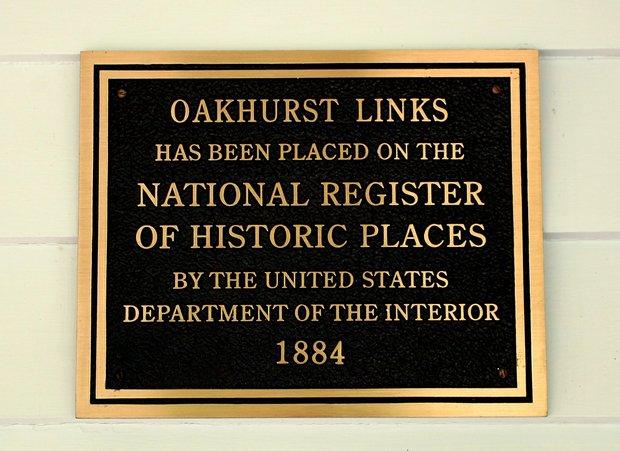 Oakhurst Links in on the National Register of Historic Places.