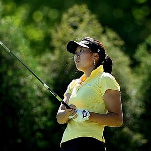 Erynne Lee of Silverdale, Wash., during the 2012 U. S. Women's Amateur Championship at The Country Club.
