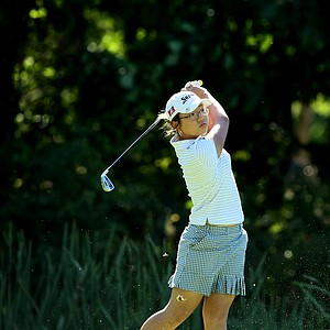 Lydia Ko posted a 71 to place second during the second round of stroke play at the 2012 U. S. Women's Amateur Championship. She was runner up to medalist, Hyo-Joo Kim.