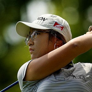 Lydia Ko during the quarterfinals at the 112th U. S. Women's Amateur Championship. Ko plays Jutanugarn in the semifinal.