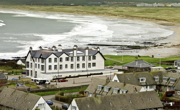 The construction of the Village at Machrihanish by Massachusetts-based Southworth Development, with the Ugadale Cottages and the restored Ugadale Hotel, means there is first-rate lodging to match the golf.