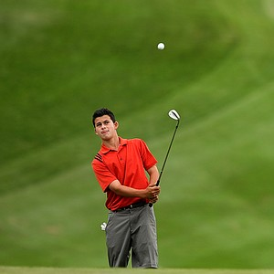 Gordon Neale, Rancho Santa Margarita, Calif., during the 112th U. S. Amateur Championship at Cherry Hills.