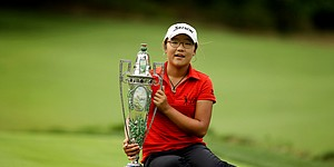 Lydia Ko, in pictures