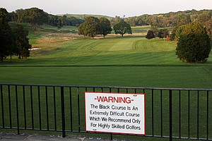 Bethpage Black isn't a beginner's course, and will test this week's field at the Barclays.