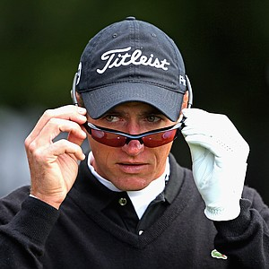 Nicolas Colsaerts is the only rookie on the 2012 European Ryder Cup squad.