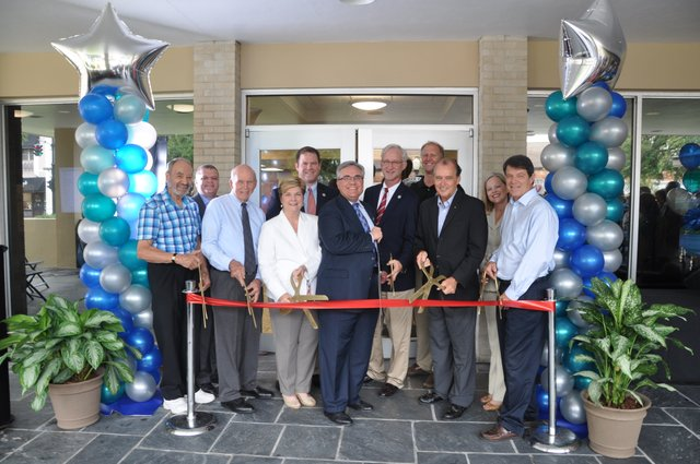 The grand re-opening ceremony for Winter Park's renovated City Hall happened Aug. 27.