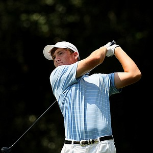 Robby Shelton IV during the final round of the TPC Junior Players at TPC Sawgrass The Players Stadium.