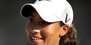 Cheyenne Woods at LPGA Q-School