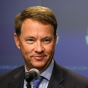 Ryder Cup captain Davis Love III announces the captain's picks for the 2012 U.S. Ryder Cup Team.