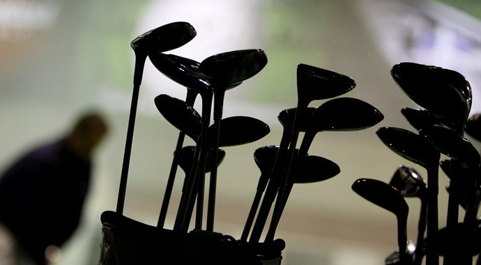 After more than six inches of rain soaked into Whispering Pines Golf Club in Trinity, Texas, on Wednesday, tournament organizers at the Spirit International Amateur Golf Championship have announced they will shorten the event from 72 holes to 54 holes.