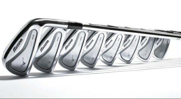 Mizuno's new MP-H4 irons