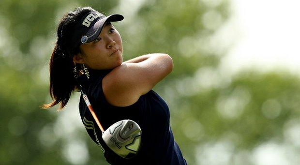 UCLA's Erynne Lee