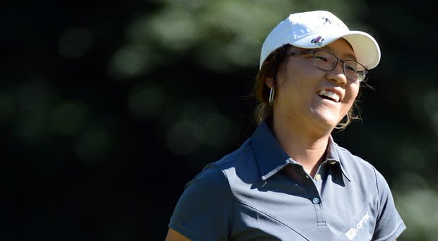 Amateur Lydia Ko, 15, has been paired with Lexi Thompson for the opening two rounds of the Ricoh Women's British Open.