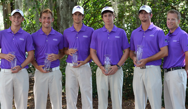 Central Arkansas won the men's division of the 2012 Golfweek Program Challenge.