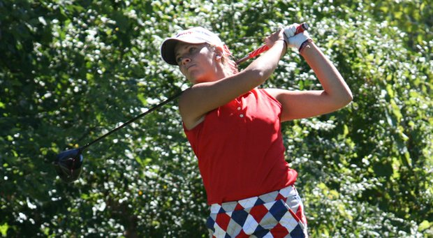Lindsey Lammers won her fourth tournament title in five starts on Sept. 10 at the Detroit Titans Fall Classic.