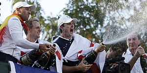 Justin Rose: 2012 in Pictures