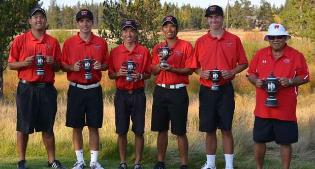 Hawaii-Hilo claimed the team title at the Golfweek Division II Fall Invitational.