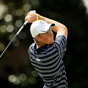 Charlie Danielson of Illinois during the Isleworth Collegiate Invitational.