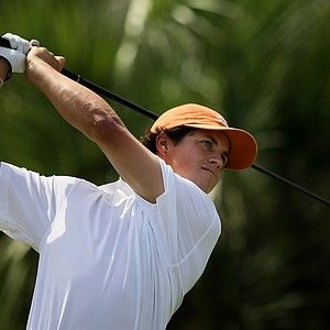 Cody Gribble of Texas during the Isleworth Collegiate Invitational.