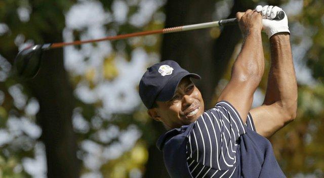 Tiger Woods uses a Graphite Design driver.