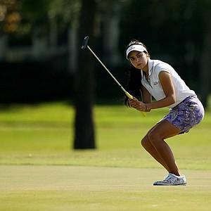 Clementina Rodriguez at the Golfweek East Coast Junior Invitational at Celebration Golf Club.
