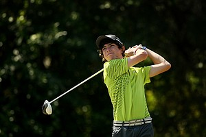 Callahan Elzey at the Golfweek East Coast Junior Invitational at Celebration Golf Club.