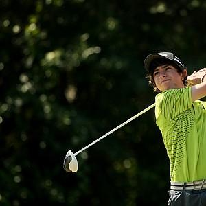 Callahan Elzey at the Golfweek East Coast Junior Invitational at Celebration Golf Club.