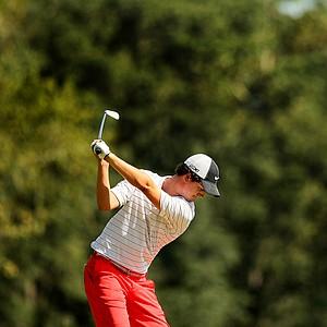Austen Truslow at the Golfweek East Coast Junior Invitational at Celebration Golf Club.
