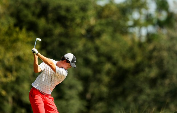 Austen Truslow at the Golfweek East Coast Junior Invitational at Celebration Golf Club.