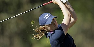 Stacy Lewis: 2012 in Pictures