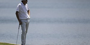 Ian Poulter: 2012 in Pictures
