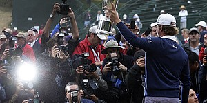 Webb Simpson: 2012 in Pictures