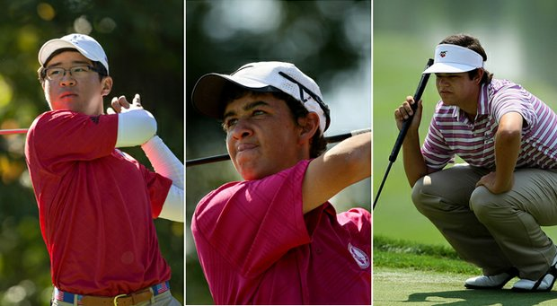 Top players in the class of 2013 include Jim Liu, Corey Pereira and Beau Hossler.