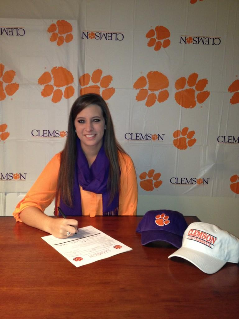 Ashlan Ramsey signs with Clemson