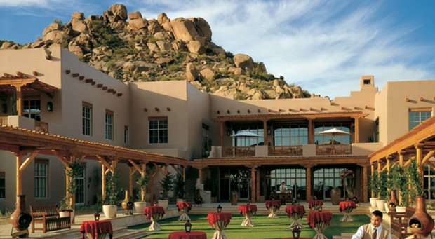 Four Seasons Resort Scottsdale at Troon North.