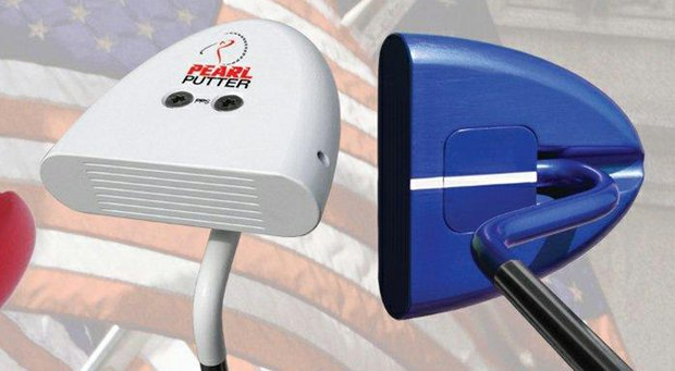 The Pearl Putter was designed and engineered by Earl Pottorff.