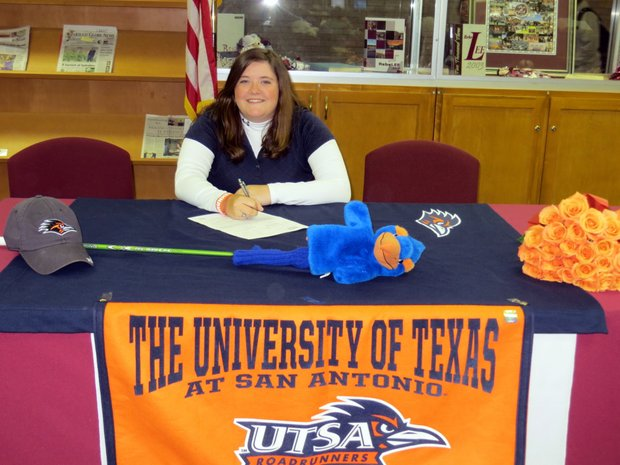 Libby Thomas signs with Texas San Antonio