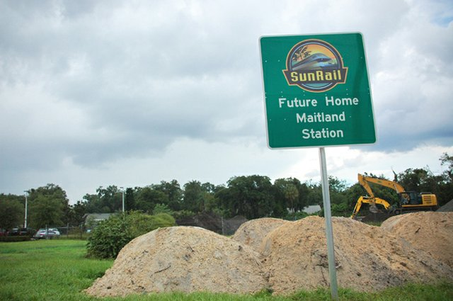 The Maitland City Council committed to joining the one-year trial study of Flexbus, a mass transit system that will service the city's eventual SunRail station.