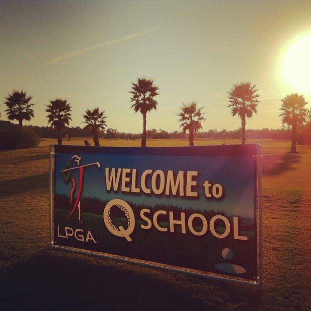 Instagram photo of 2012 LPGA Q-School at LPGA International in Daytona Beach.